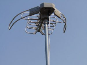 VHF micrófono inalámbrico