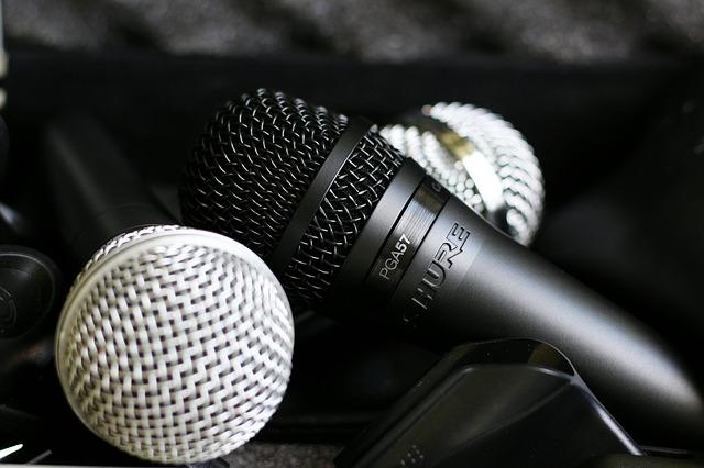 Micrófonos inalámbricos Shure