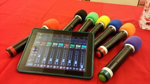 Precio de micrófono inalámbrico