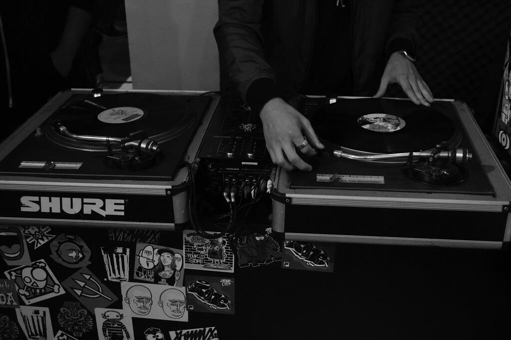 Equipo Shure para DJ