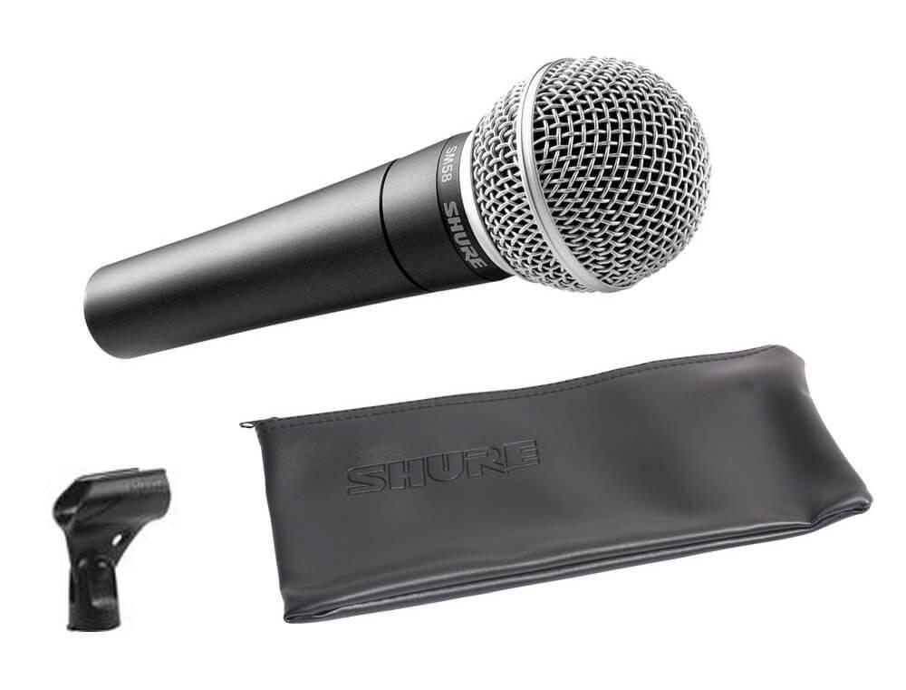 Microfóno Shure SM58