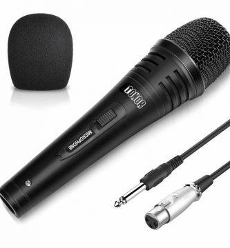 Partes del Microfono