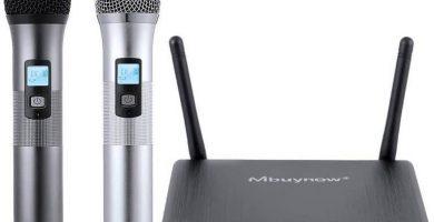 Microfonos Inalambricos Profesionales