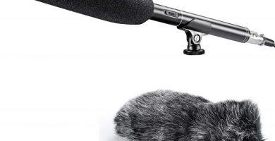 Micrófono de Escopeta